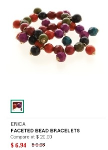 Steinmart bracelet