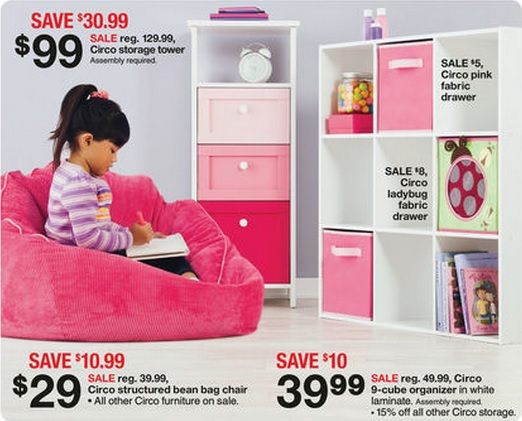 Target Great Deals On Circo Kids Furniture Bedding And More