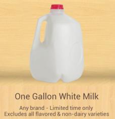 Ibotta Milk