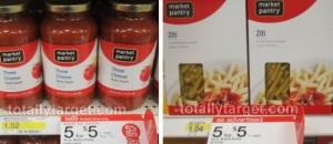 Target market pantry