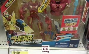 Target marvel masher2