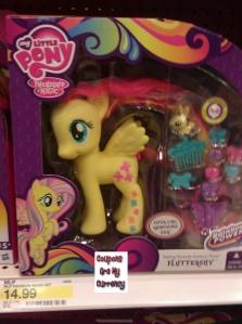 Target my little pony