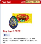 cvs reeses egg