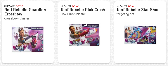 nerf rebelle cartwheel
