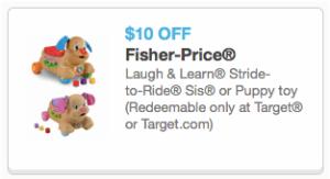 $10 fisher price