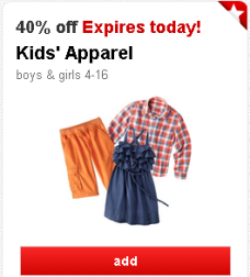 40 kids apparel