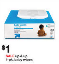 up&up wipes