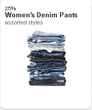 25 womens denim