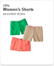 25 womens shorts