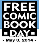 comic book day