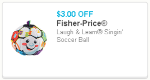 fisher price soccer