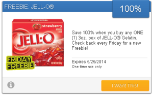 savingstar jello