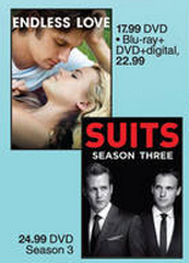 Suits dvd