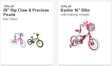 target bikes