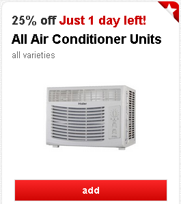 air conditioner cartwheel
