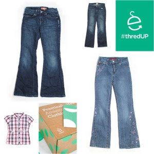 ThredUp $20 Credit for New Members!  FREE Clothing or Shoes - Just Pay Shipping!